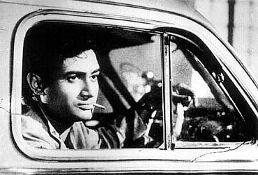 Dev Anand in Taxi Driver